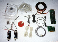 Typical Simulator Driving Components Kit