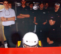 Russell Racing School Instructors